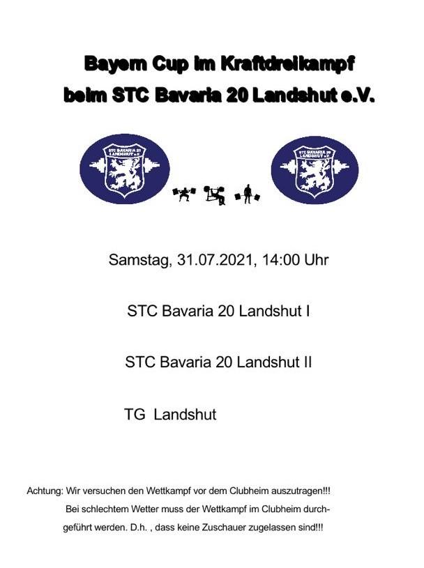 Bavaria Cup 2021